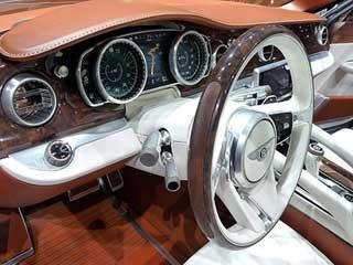 Bentley внедорожник