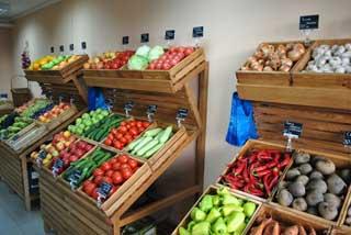 Овощи и фрукты в Украине подешевели на 15 % за последний месяц
