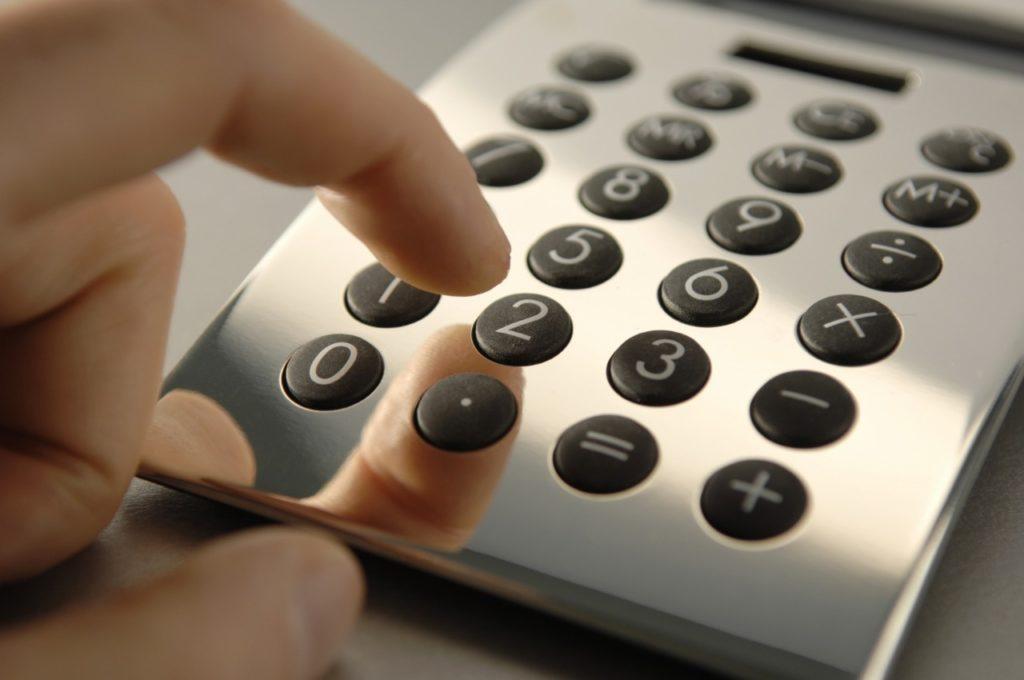 Активисты создали калькулятор, который поможет посчитать уплату налогов