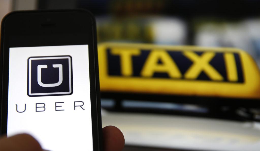 Международный онлайн-сервис такси Uber запустился во Львове