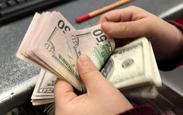 "Доллар на межбанке и ""черном"" рынке: торги 28.03.17"