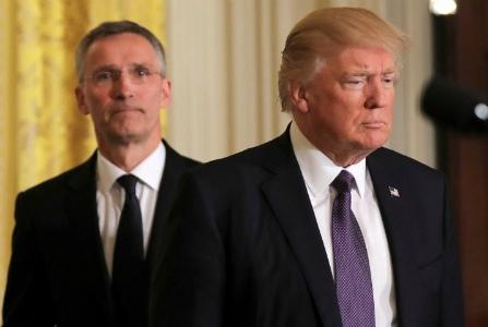 Дональд Трамп: «НАТО уже не устаревшее»