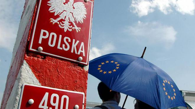 Украинцы спасают Варшаву