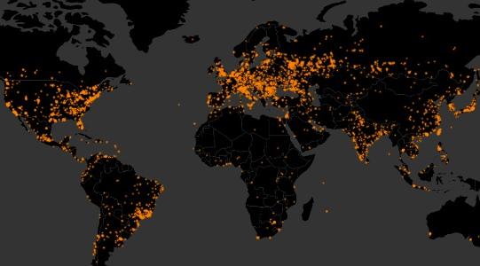 Хакеры атакуют мир. Компьютеры заражены в 100 странах