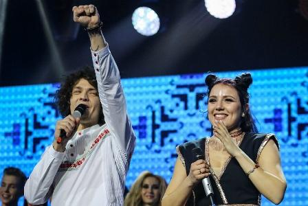 На Евровидении впервые зазвучала белорусская песня