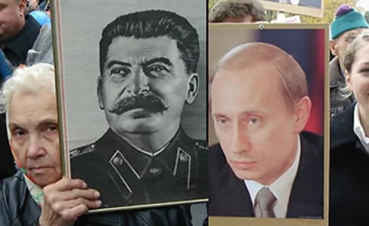 Россияне выбрали «выдающихся исторических фигур». Путин – второй