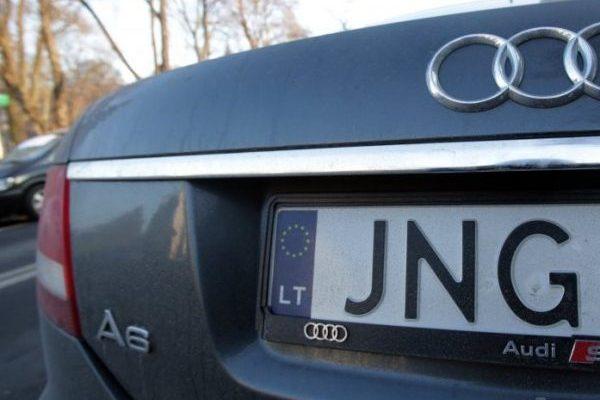 Суды начали наказывать водителей авто с иностранными номерами