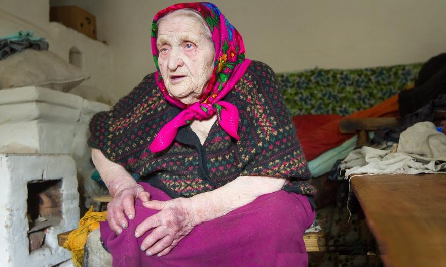 На Черниговщине теперь живет самая старая женщина мира