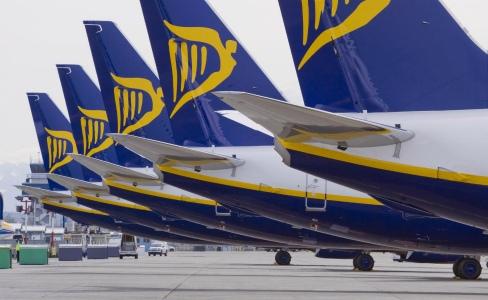 Новая багажная политика «Ryanair»